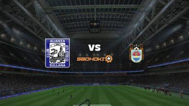 Photo of Live Streaming  Alianza Atlético vs Deportivo Binacional 4 Agustus 2021