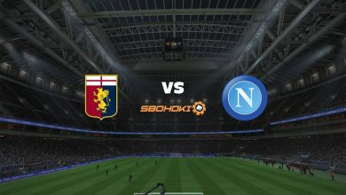 Photo of Live Streaming  Genoa vs Napoli 29 Agustus 2021