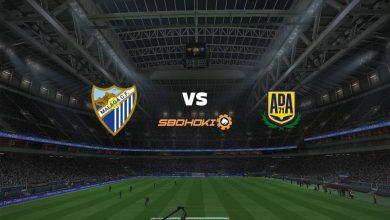 Photo of Live Streaming  Málaga vs AD Alcorcón 27 Agustus 2021