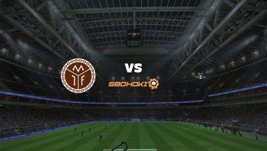 Photo of Live Streaming  Mjondalen IF vs Rosenborg 15 Agustus 2021
