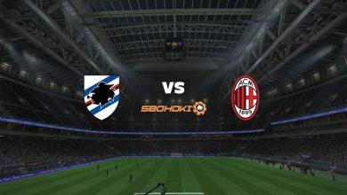 Photo of Live Streaming  Sampdoria vs Milan 23 Agustus 2021
