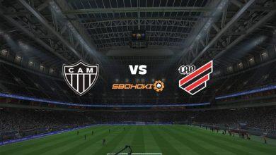 Photo of Live Streaming  Atlético-MG vs Athletico-PR 1 Agustus 2021