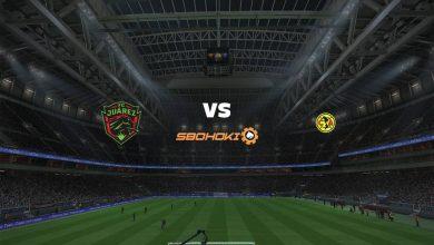 Photo of Live Streaming  FC Juarez vs América 19 Agustus 2021