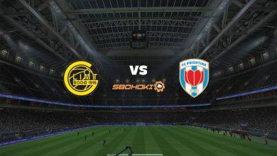 Photo of Live Streaming  Bodo/Glimt vs Prishtina 12 Agustus 2021