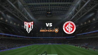 Photo of Live Streaming  Atlético-GO vs Internacional 29 Agustus 2021