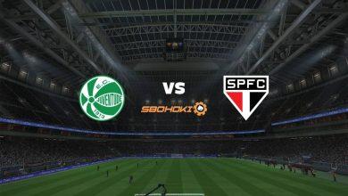 Photo of Live Streaming  Juventude vs São Paulo 29 Agustus 2021
