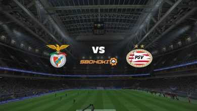 Photo of Live Streaming  Benfica vs PSV Eindhoven 18 Agustus 2021