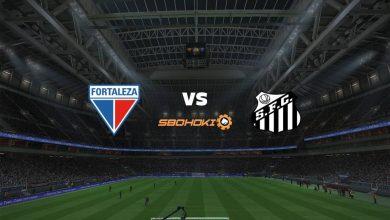 Photo of Live Streaming  Fortaleza vs Santos 15 Agustus 2021