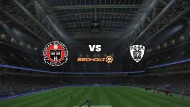 Photo of Live Streaming  Bohemians vs PAOK Salonika 3 Agustus 2021