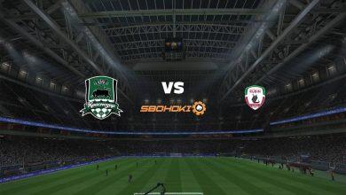 Photo of Live Streaming  Krasnodar vs Rubin Kazan 27 Agustus 2021