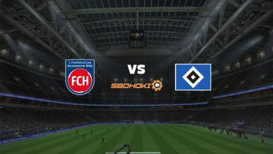 Photo of Live Streaming  1. FC Heidenheim vs Hamburg SV 28 Agustus 2021