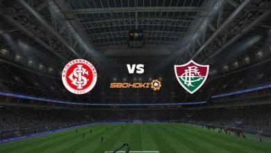 Photo of Live Streaming  Internacional vs Fluminense 15 Agustus 2021