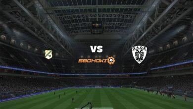 Photo of Live Streaming  Rijeka vs PAOK Salonika 26 Agustus 2021