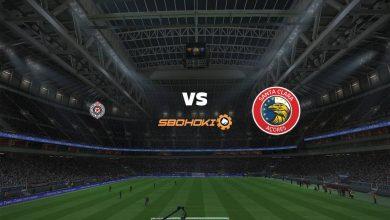 Photo of Live Streaming  Partizan Belgrade vs Santa Clara 26 Agustus 2021