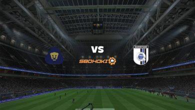 Photo of Live Streaming  Pumas UNAM vs Querétaro 14 Agustus 2021