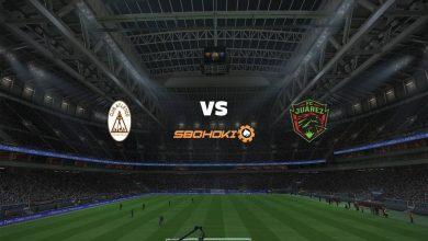 Photo of Live Streaming  Atlas vs FC Juarez 1 Agustus 2021