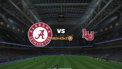 Photo of Live Streaming  Alabama vs Lamar 28 Agustus 2021