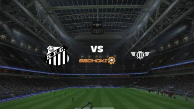 Photo of Live Streaming  Santos vs Libertad 13 Agustus 2021