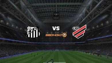 Photo of Live Streaming  Santos vs Athletico-PR 15 September 2021
