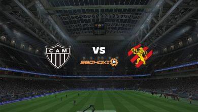 Photo of Live Streaming  Atlético-MG vs Sport 18 September 2021