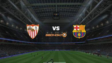 Photo of Live Streaming  Sevilla vs Barcelona 11 September 2021