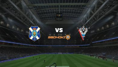 Photo of Live Streaming  Tenerife vs Mirandés 19 September 2021