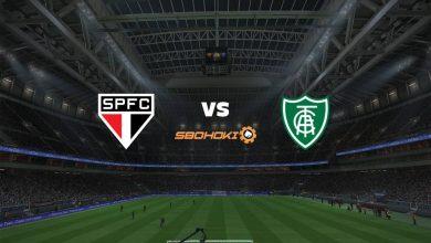 Photo of Live Streaming  São Paulo vs América-MG 4 September 2021
