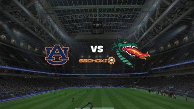 Photo of Live Streaming  Auburn Tigers vs UAB 2 September 2021