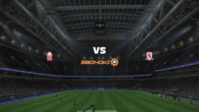 Photo of Live Streaming  Nottingham Forest vs Middlesbrough 15 September 2021