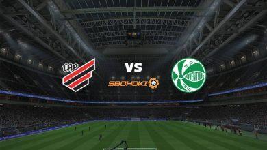 Photo of Live Streaming  Athletico-PR vs Juventude 18 September 2021