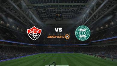 Photo of Live Streaming  Vitória vs Coritiba 22 September 2021