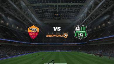Photo of Live Streaming  Roma vs Sassuolo 12 September 2021