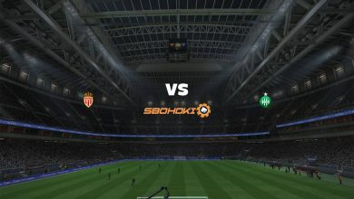 Photo of Live Streaming  AS Monaco vs St Etienne 22 September 2021
