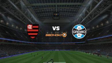 Photo of Live Streaming  Flamengo vs Grêmio 16 September 2021