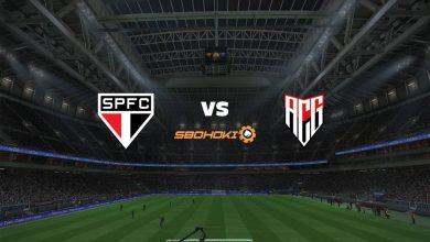 Photo of Live Streaming  São Paulo vs Atlético-GO 19 September 2021