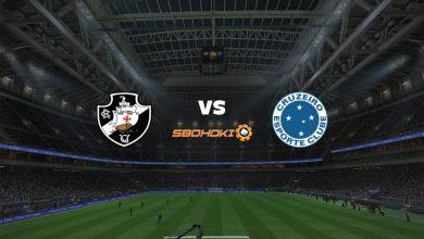 Photo of Live Streaming  Vasco da Gama vs Cruzeiro 19 September 2021