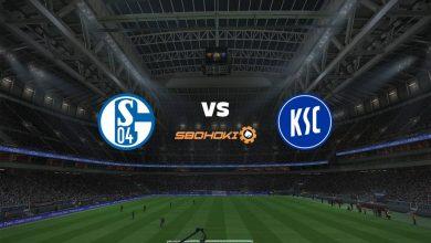 Photo of Live Streaming  Schalke 04 vs Karlsruher SC 17 September 2021