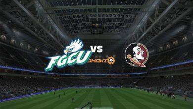 Photo of Live Streaming  Florida Gulf Coast vs Florida State Seminoles 9 September 2021