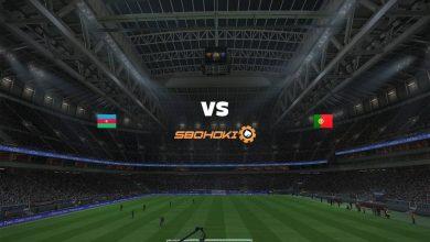 Photo of Live Streaming  Azerbaijan vs Portugal 7 September 2021