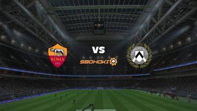 Photo of Live Streaming  Roma vs Udinese 23 September 2021