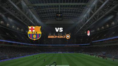 Photo of Live Streaming  Barcelona vs Granada CF 20 September 2021