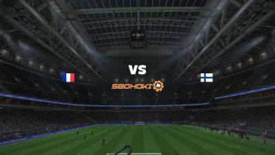 Photo of Live Streaming  France vs Finland 7 September 2021