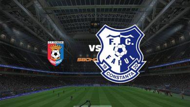 Photo of Live Streaming  Chindia Targoviste vs FC Farul Constanta 18 September 2021