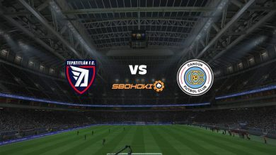 Photo of Live Streaming  Tepatitlán FC vs Cancún FC 16 September 2021
