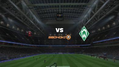 Photo of Live Streaming  FC Ingolstadt 04 vs Werder Bremen 11 September 2021