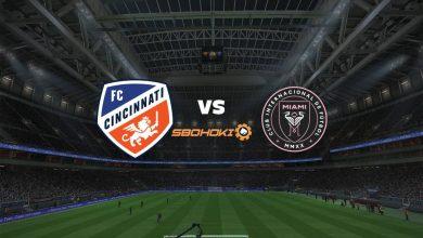 Photo of Live Streaming  FC Cincinnati vs Inter Miami CF 5 September 2021